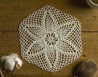 Crochet Mat, Crochet Pattern. PDF Instant Download.