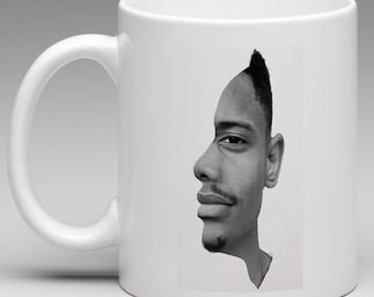 Head Optical Illusion - Novelty Mug