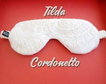 Sexy and sweet a sleep mask. Model Tilda. (meowsleepbar)