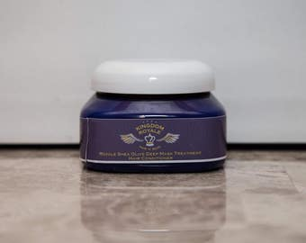 Shea-Olive Deep Mask Treatment Hair Conditioner