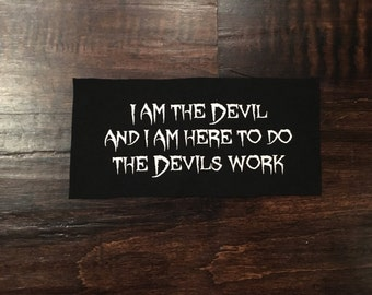 The Devil's Rejects Patch