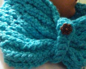Chunky Scarf. Chunky Cowl. Cowl Scarf. Loom Knitted Cowl. Chunky Cowl Scarf. Loom knit Cowl. Neck warmer. Loom Knit Cowl
