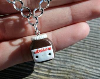 nutella bracelet