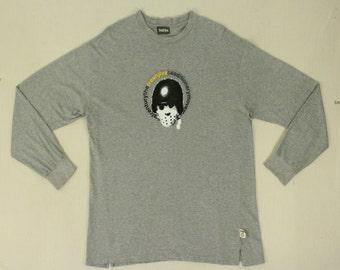 Vintage Freshjive Shirt Long Sleeeve Skate Shirt