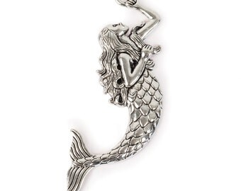 Mermaid Pendant (STEAM248)