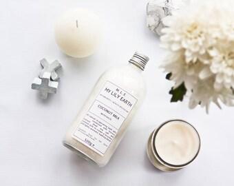 Coconut Milk Bath Salts with Essential Oils