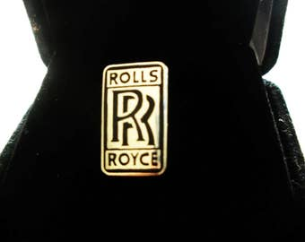 Rolls Royce Vintage collectible Hat Pin/Lapel Pin