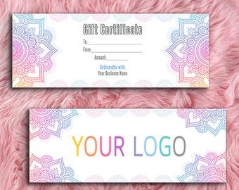 Mandala Gift Certificate