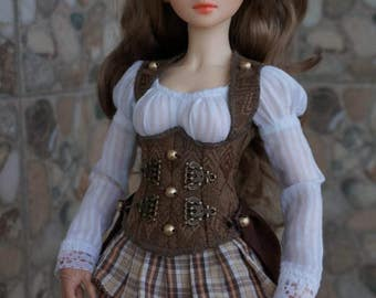 Baroness outfit set for BJD Fairyland MiniFee dolls