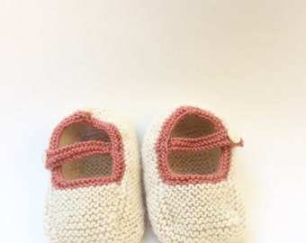 "Baby shoes ""Stella"""
