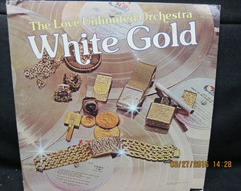 """Love Unlimited Orchestra """"White Gold"""" - 20th Century Records 1974"""