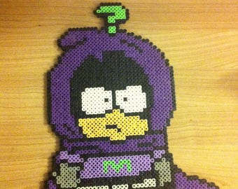 Pixel Art / Perler Beads character South Park