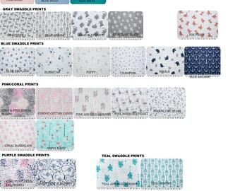 Swaddle Blanket, Create your own Swaddle set, Arrow Baby Blanket, Gender Neutral baby blanket, Double Gauze blanket,muslin blanket