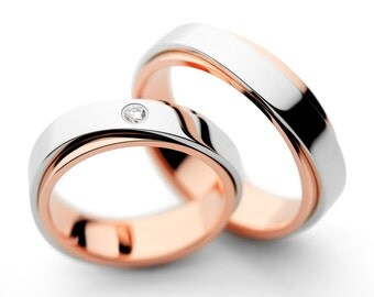 Matching wedding bands. Wedding bands. His and hers wedding bands. Couple wedding rings. Couple wedding bands. Diamond wedding bands.