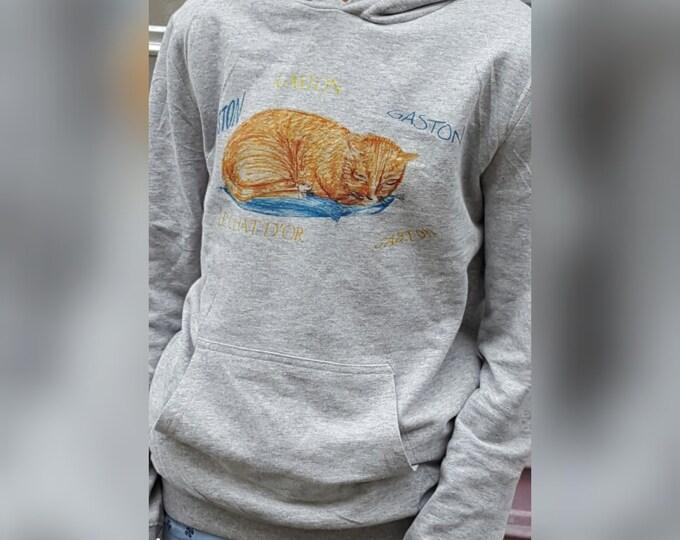 White Fox Kids graphic T-shirt