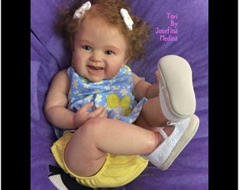 Tori reborn baby doll