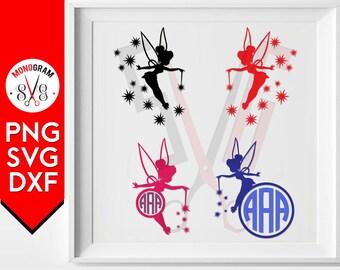 Fairy svg files| Fairy Silhouette svg files | Pixie svg | SVG File Clipart Vector Art Cricut Design Space Silhouette Studio Digital Cut File