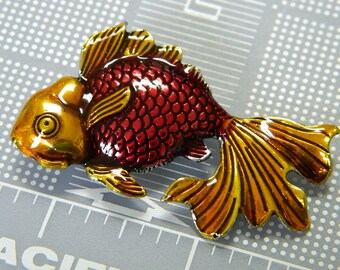 Lucky koi fish etsy for Lucky koi fish