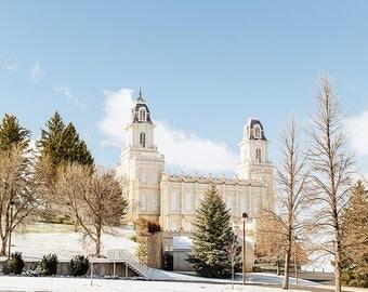 Manti Utah Temple 3