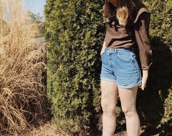 Vintage 70s Blouse // size S