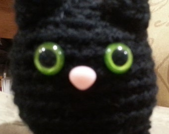 Custom Amigurumi Crochet Stuffed Cats