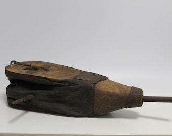 Blacksmith bellows from XVIII-XIX century