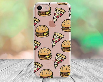 iPhone 7 Plus Case Samsung Galaxy S6 Case Food Samsung Galaxy S6 Edge iPhone 6 Case Pizza Phone Case iPhone 6s Plus Case iPod 5 Case LG G5