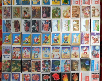 Large Interesting Collection Matchboxes With Original Matches 2010-2017 - 131 pcs.