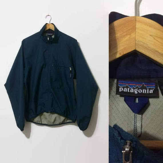 1990s Patagonia Zip-up Windbreaker L