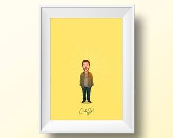 Charlie Day - It's Always Sunny in Philadelphia Poster