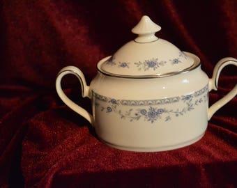 Vintage Minton Bellemeade Lidded Sugar Bowl.