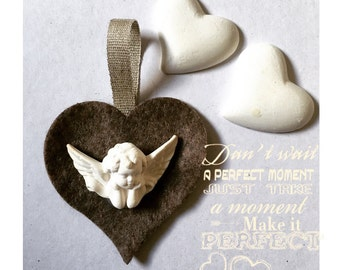 Wedding favor Plaster Angel proumato