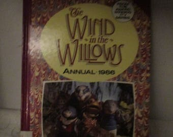 The Wind in the Willows Annual 1986 (1986)