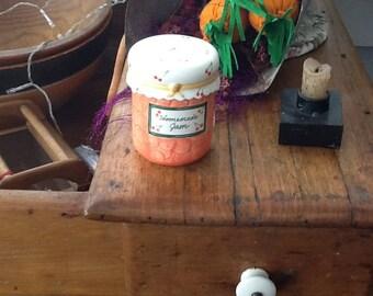 Vintage Jam Jar