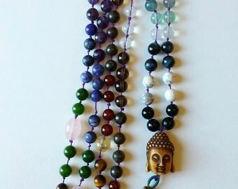 Custom Made Traditional Mala's