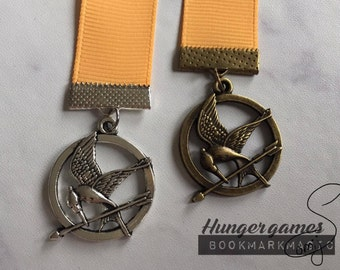 Hunger Games Bookmark