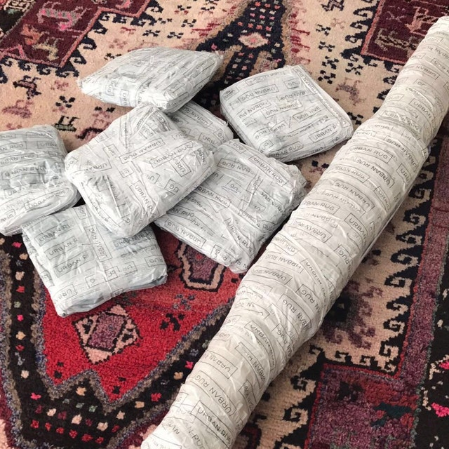 Vintage Turkish Rug Oushak Rug Kilim Rug Runner Rug. By