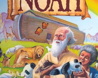 Personalized Children's Book - NOAH