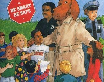 Personalized Children's Book - McGruff and Me