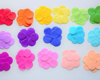 Giant Jumbo Confetti Balloon - FREE POSTAGE - Completely customise your confetti colours to match your party theme!