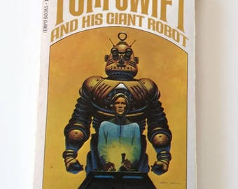 Tom Swift and His Giant Robot by Victor Appleton II  Paperback Book