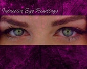Free Glimpse: Email Me - Don't Buy, Eyes Are the Window to Your Soul Intuitive Psychic Metaphysical Purpose Career Matchmaking Talents 7F