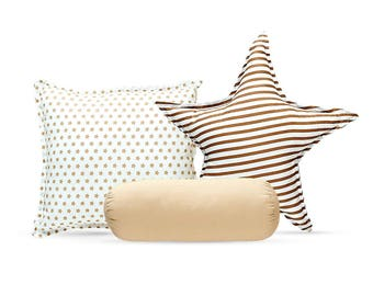 Pillow Set - Ginger Cookie