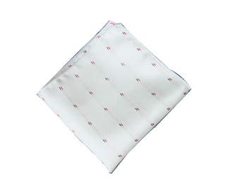Elegant Pocket Squares Men's Pocket Square Silk handkerchief for groomsmen- Available in Bulk - Dressing up Pure colour square
