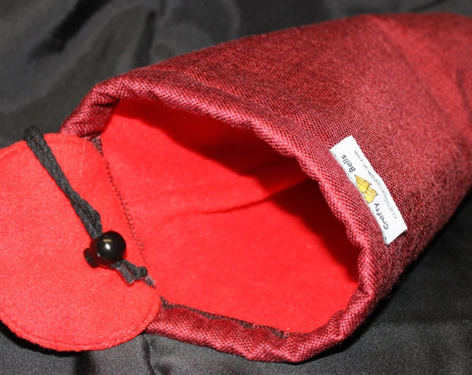 Tapered Camera Lens Bag Photography Accessories Protect from scratches dents