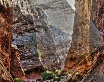 Utah Capitol Reef National Park Photographic Art