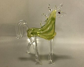 Unicorn Glass Pipe