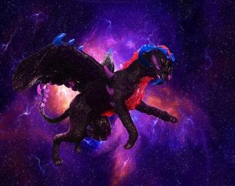 Space tigress