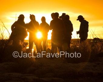 Desert Sunrise (2)
