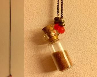 Necklace memory (Sahara)